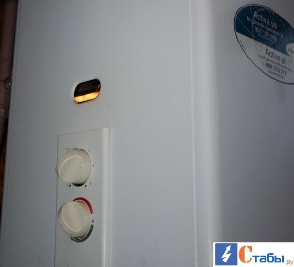 Как узаконить газовую колонку самовольно установленную