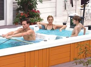 спа-бассейн