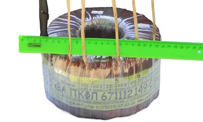 Трансформатор тороидальный Юджен