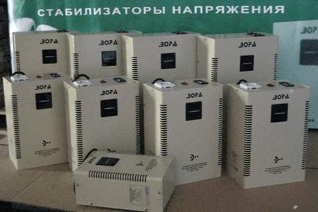 Стабилизаторы напряжения Зорд.