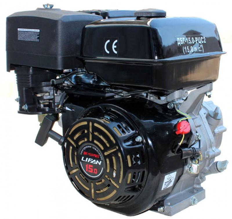 Электростартер на двигатель лифан
