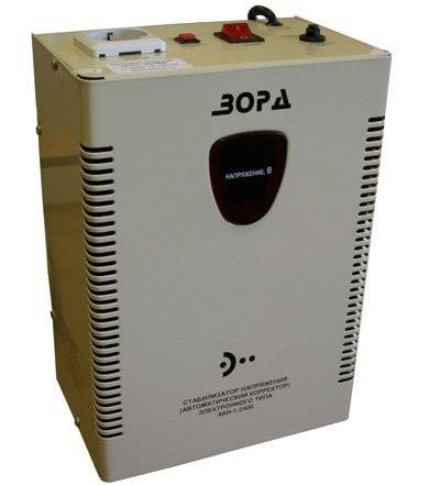 Стабилизатор напряжения (Минск) Зорд АКН-1-9600