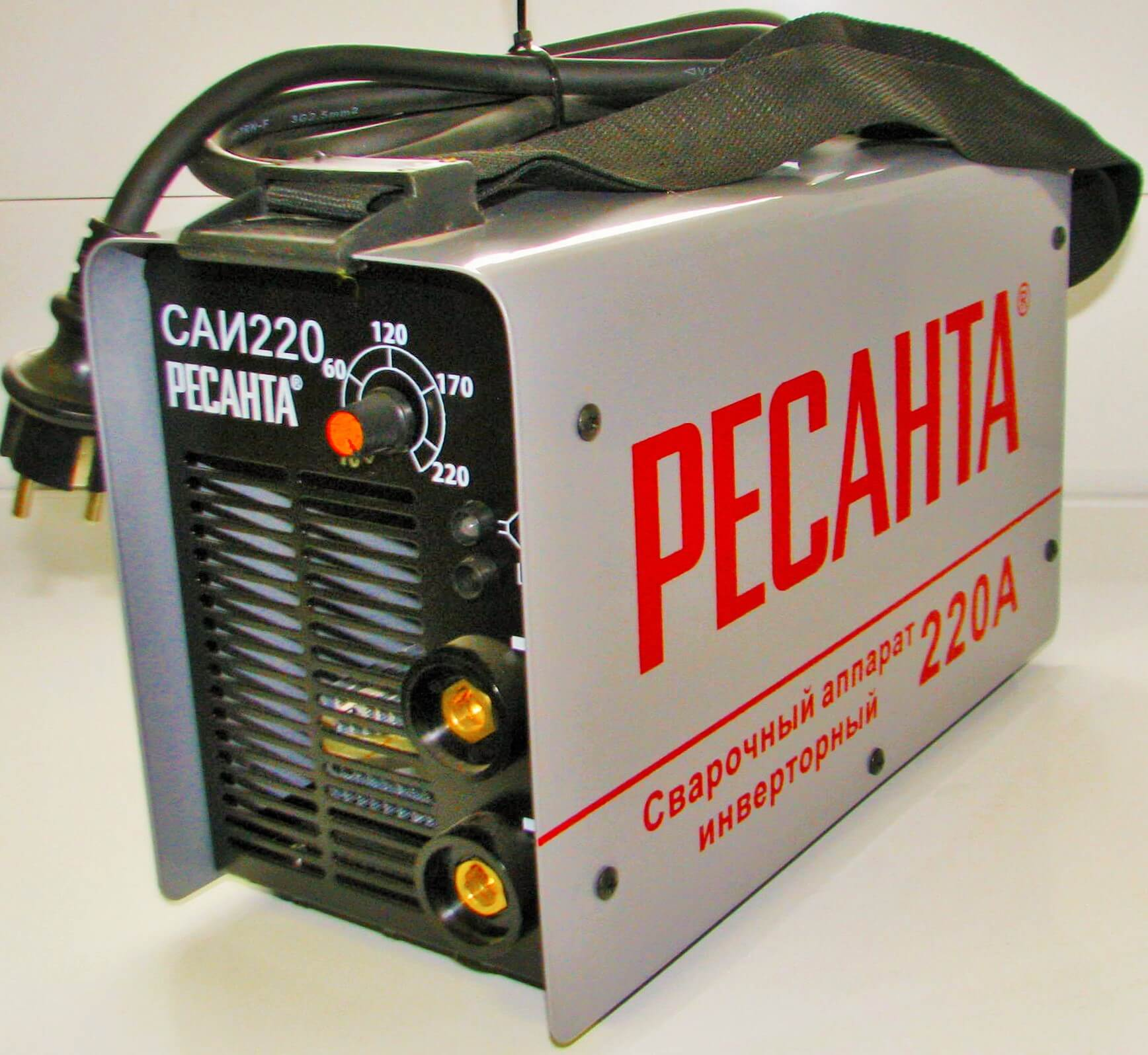сварочный аппарат 220 в своими руками
